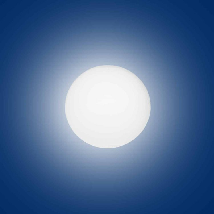 Akku LED Leuchtkugel